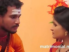 Indian House Wife Seduced by a Fake Swamiji