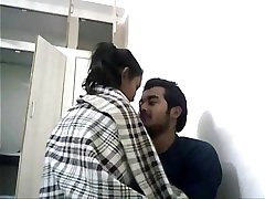 Indian slim and cute college teen girl riding bf cock hard on top