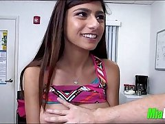 Mia Khalifa very first porno 93
