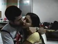 Newly married Indian couple have great time together,recorded on hidden camera