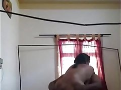 Tamil new clip of desi bhabhi riding on-top of hubby hot fuck mms clip video